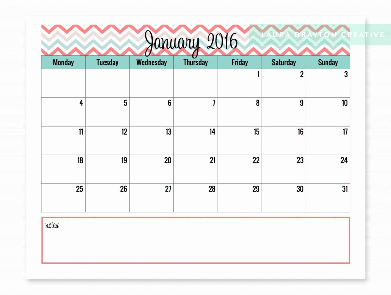 February 2016 Calendar Printable – 2017 Printable Calendar