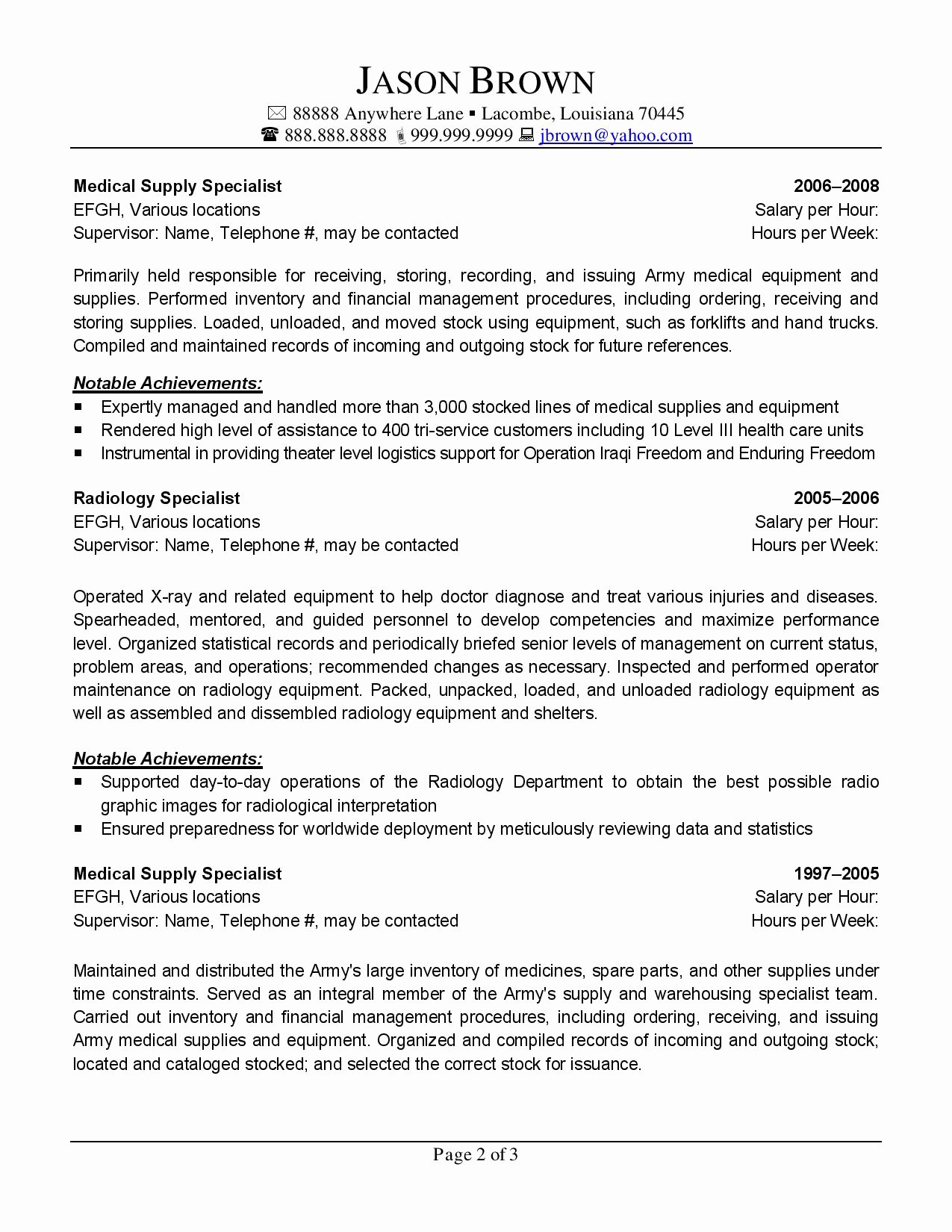 Federal Resume Cover Letter Oursearchworld
