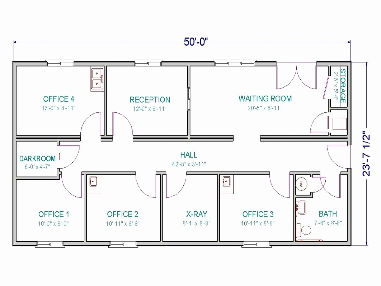 Fice Building Floor Plan Templates