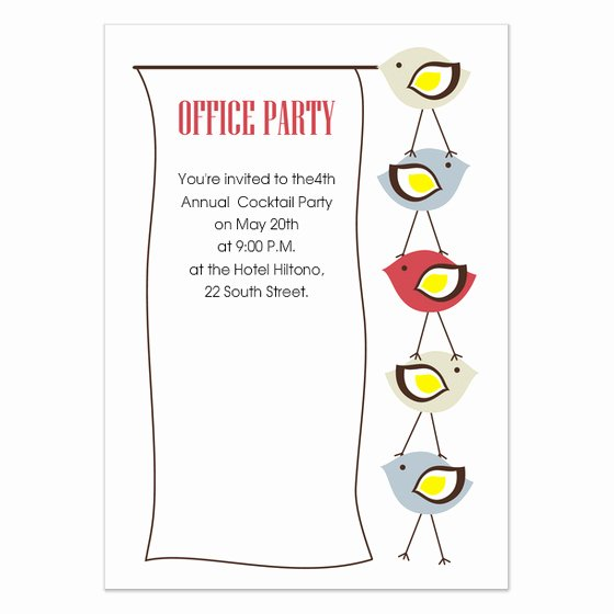 Fice Party Ecard Invitations & Cards On Pingg