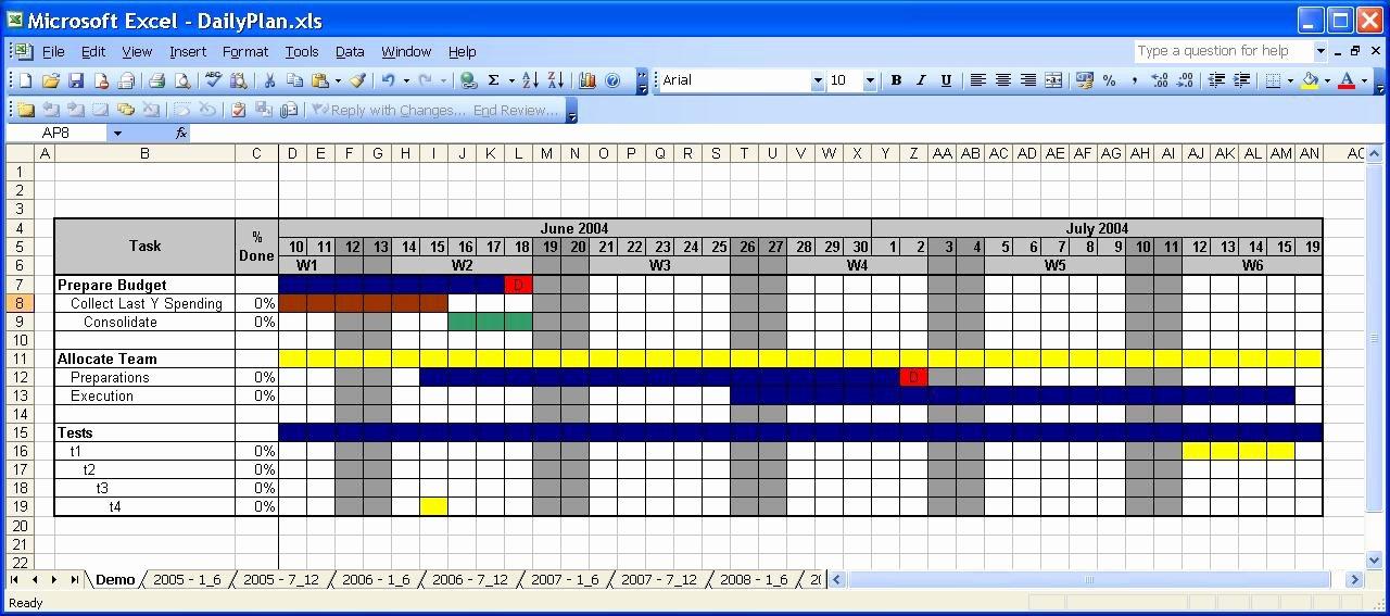 Ficehelp Template Calendar Templates 2005