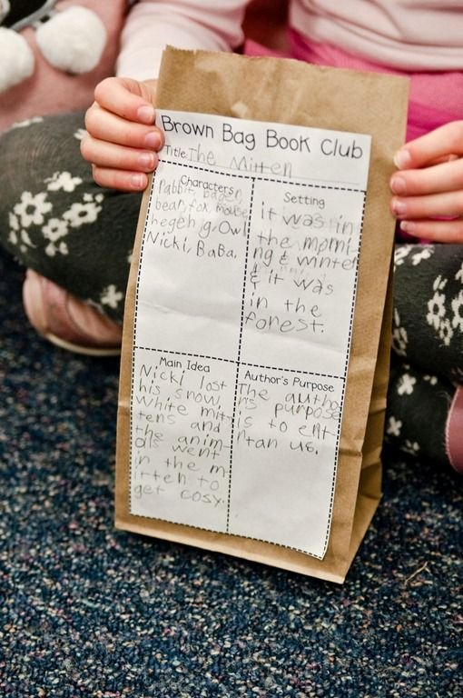 Fill Bag with Popcorn Kids Into Small Groups and