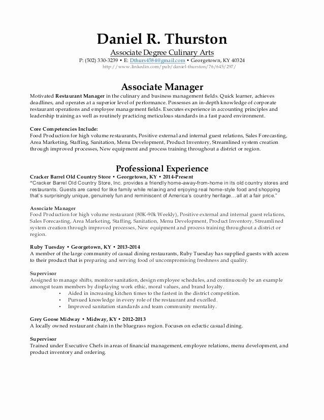 Final Resume No References