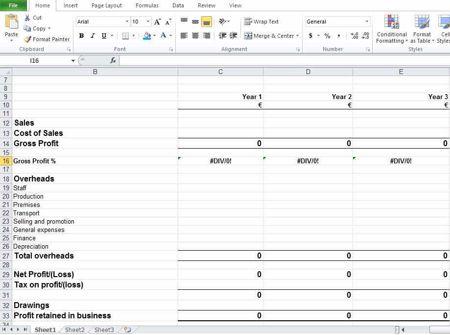 Financial Planning Worksheet Excel Excel Tmp