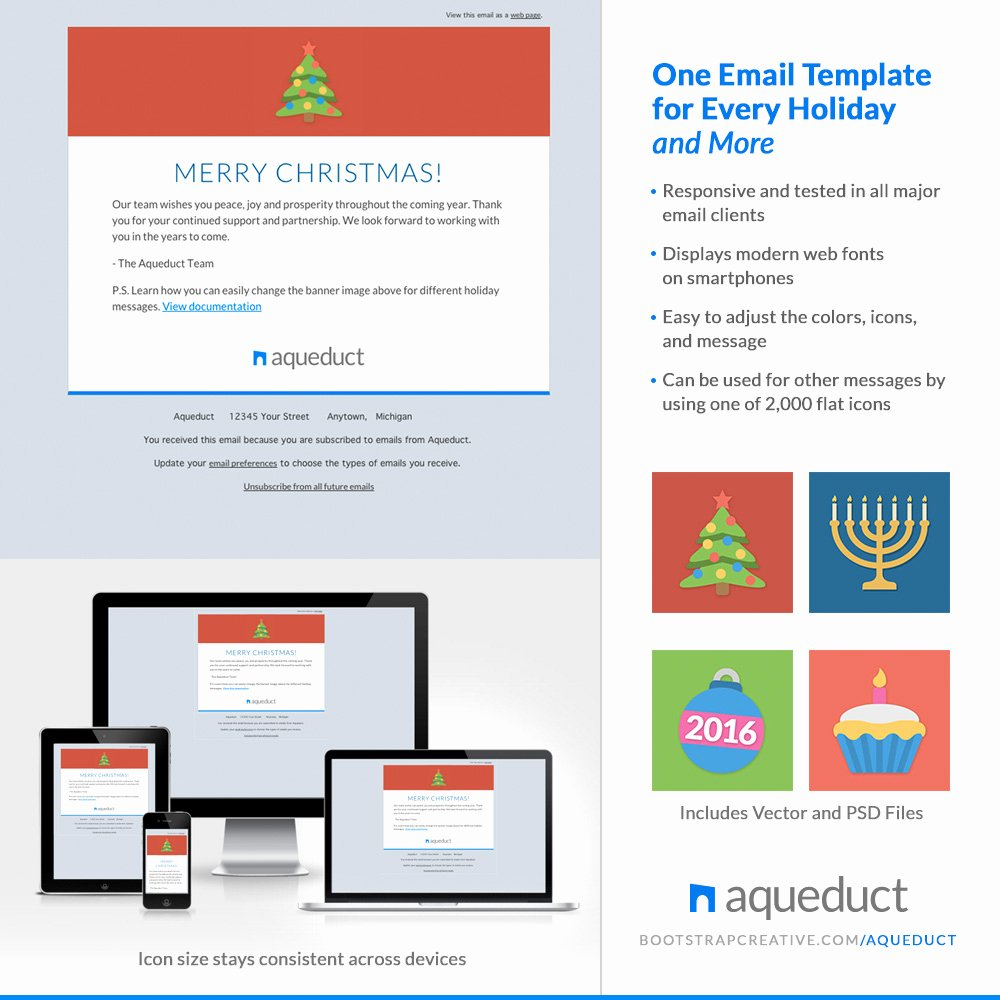 Find the Right Christmas Newsletter Template for Your Site