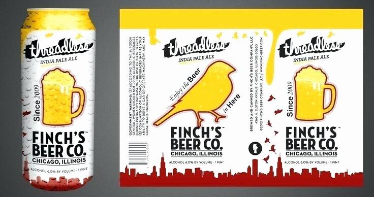 Fine Beer Labels Templates Elaboration Professional Resume