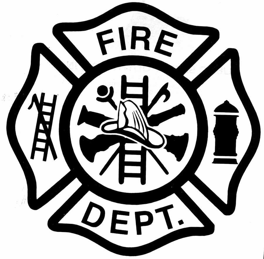 Fire Department Maltese Cross Clipart Best