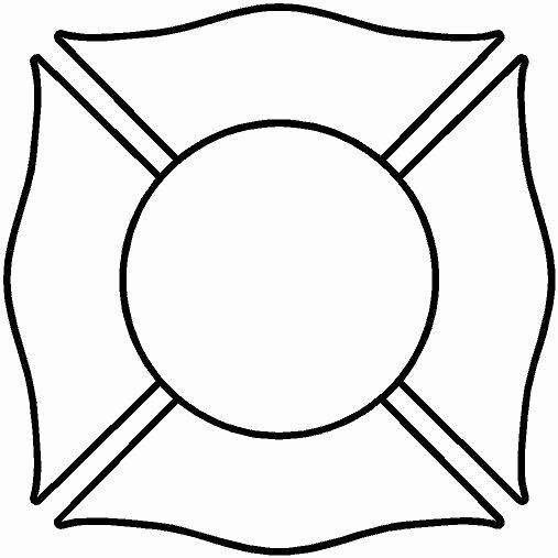 Fire Dept Blank Logo Clipart Best
