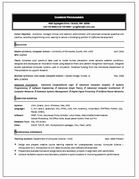 First Job Resume for High School Students Best Resume