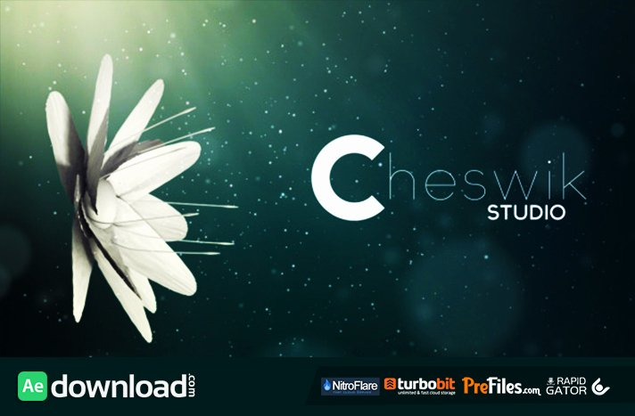 Flower Logo Videohive Free Download Free after