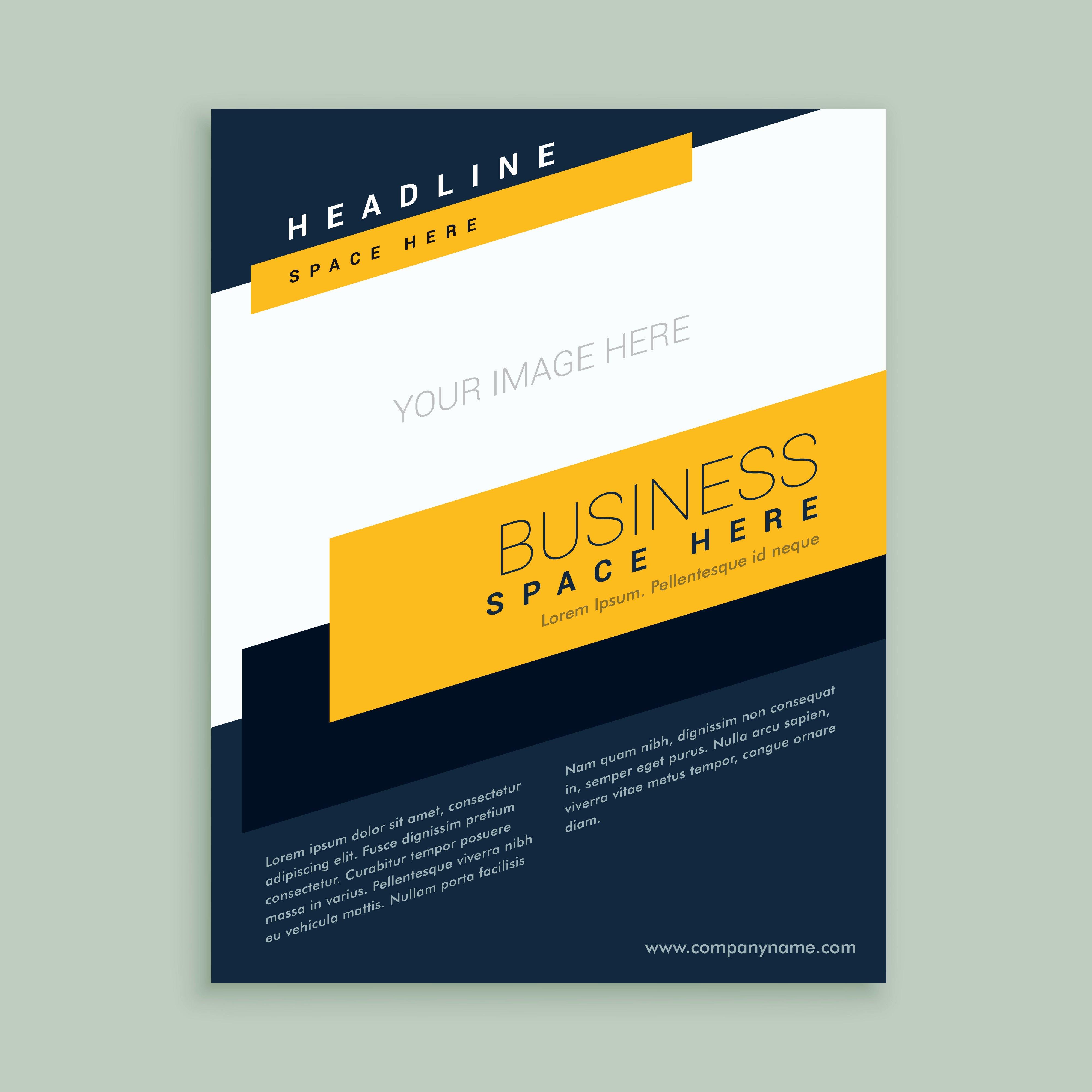 Flyer Design Free Downloads