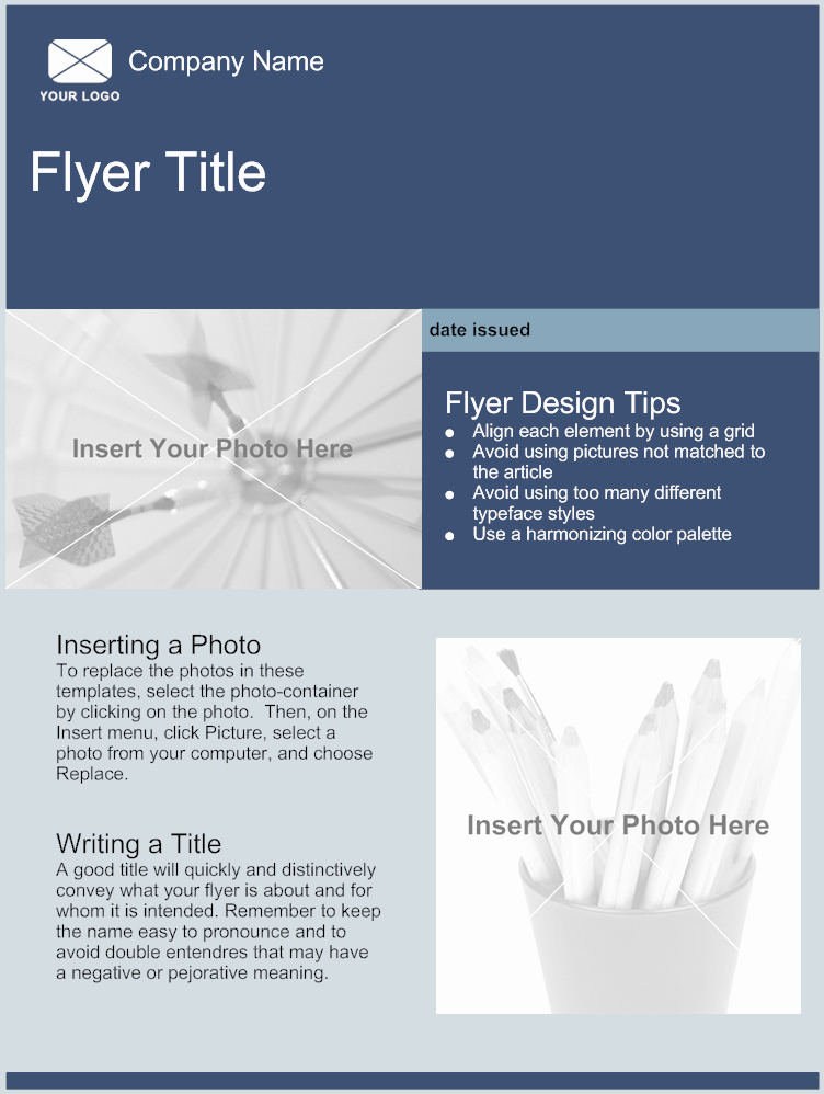 Flyer Template Free