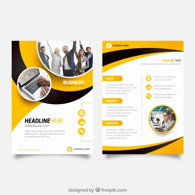 Flyer Template Vectors S and Psd Files