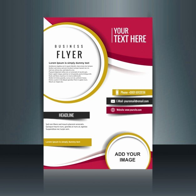 Flyer Vectors S and Psd Files