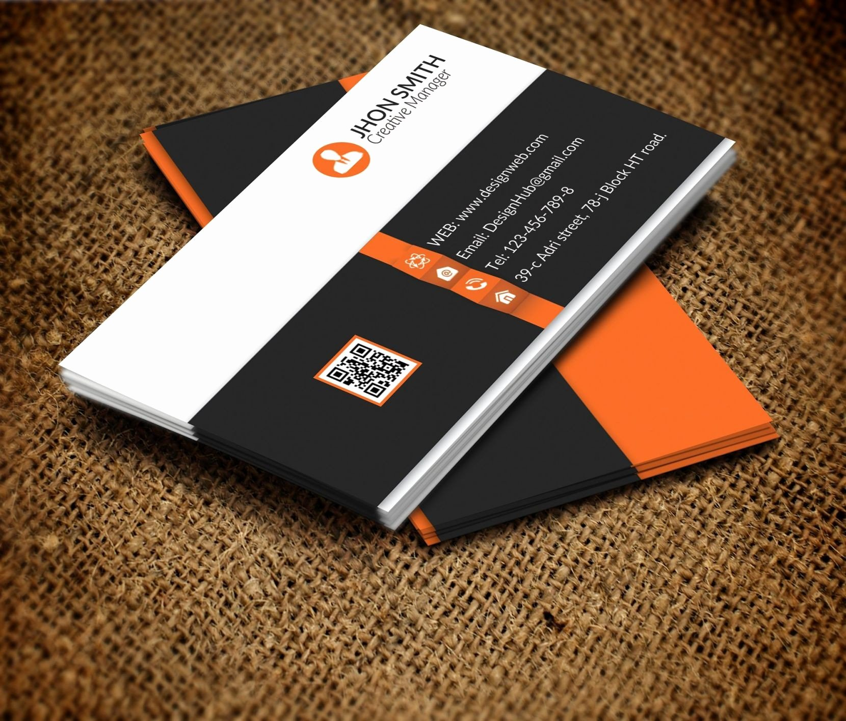 Folding Business Cards Best Folded Business Cards