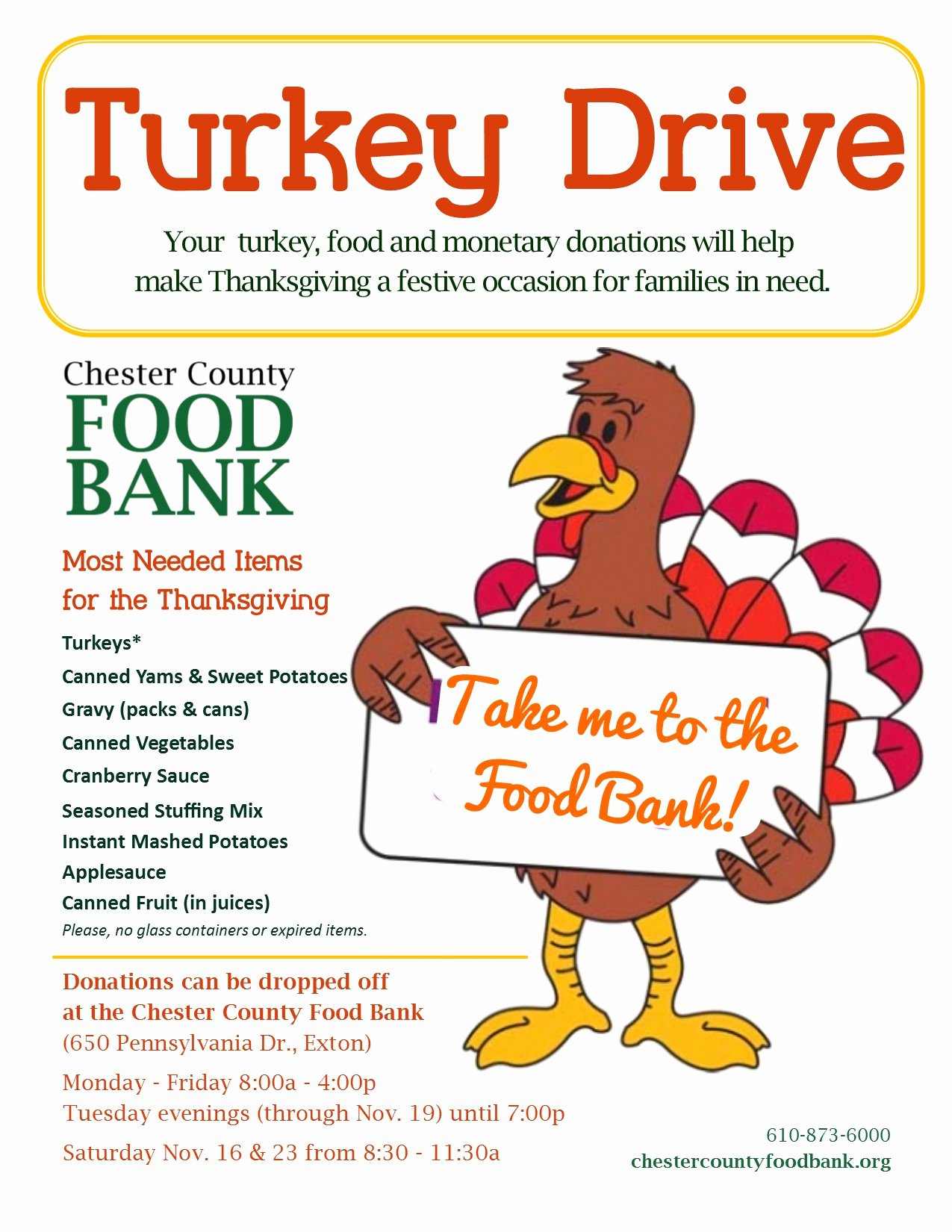 Food Drive Flyer Samples Portablegasgrillweber