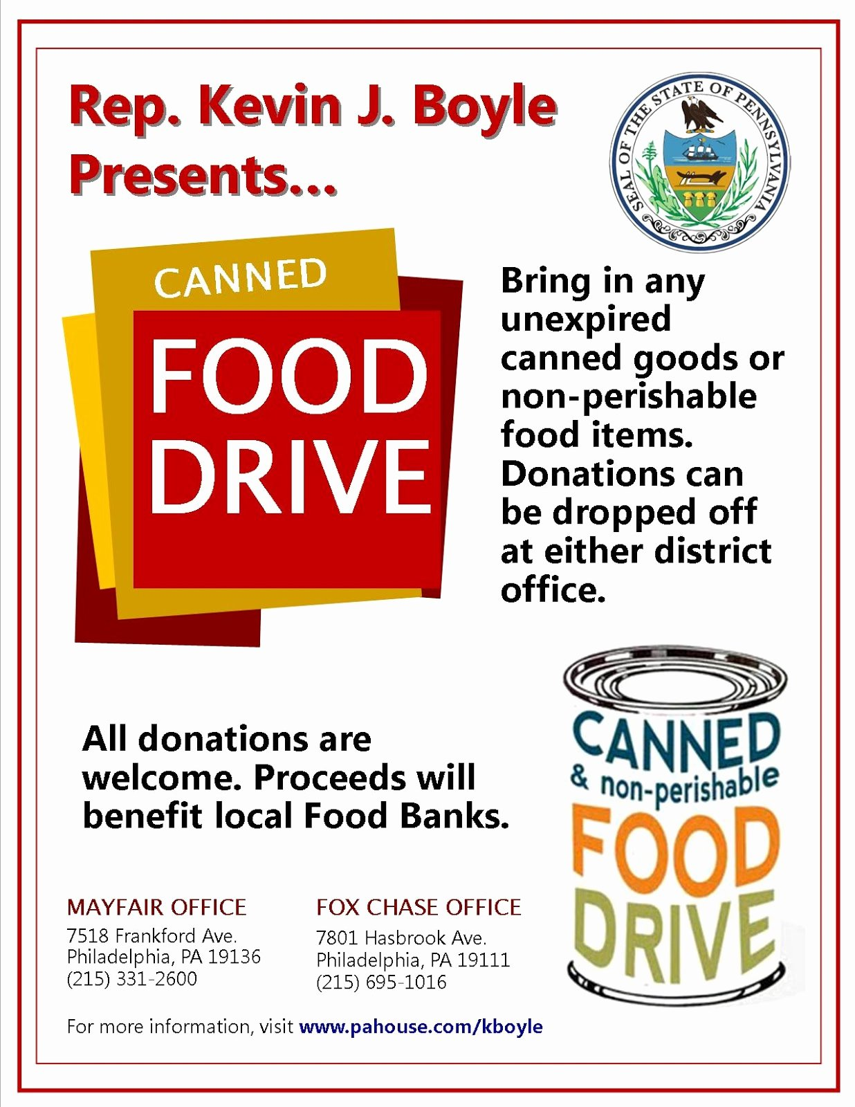 Food Drive Flyer Templates Cooper Design Space Our