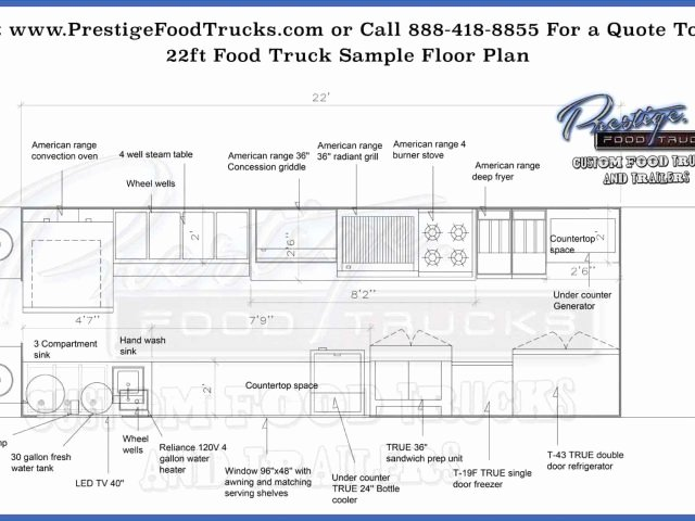 Food Truck Business Plan Template Free Arch Dsgn