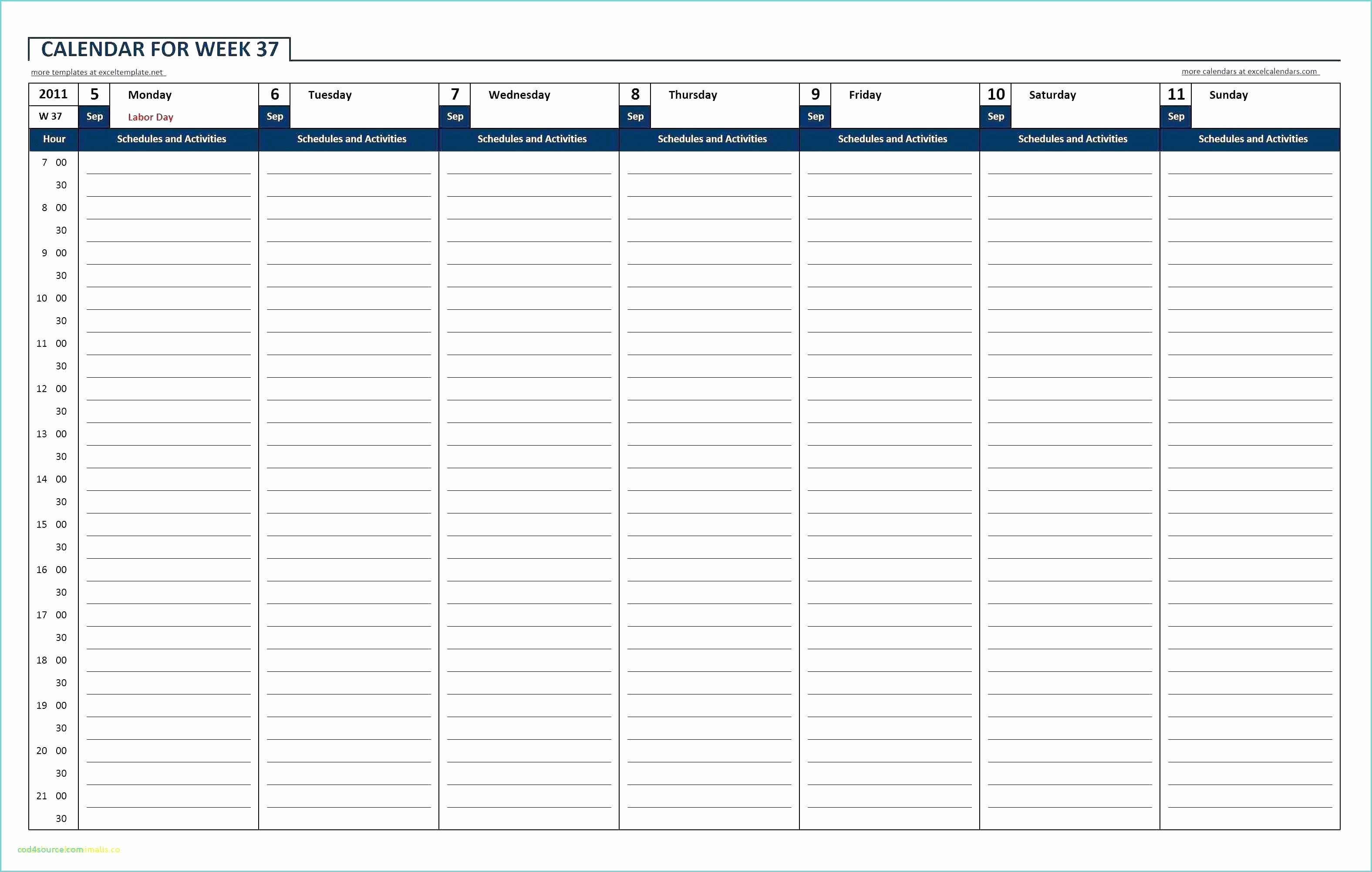Football Depth Chart Template Excel format Sports Team