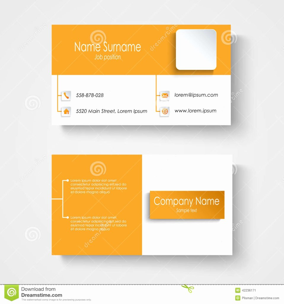 For Business Cards Templates