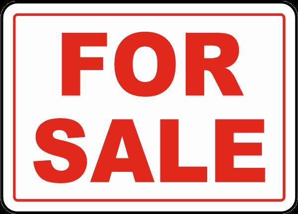 For Sale Sign R5512 by Safetysign