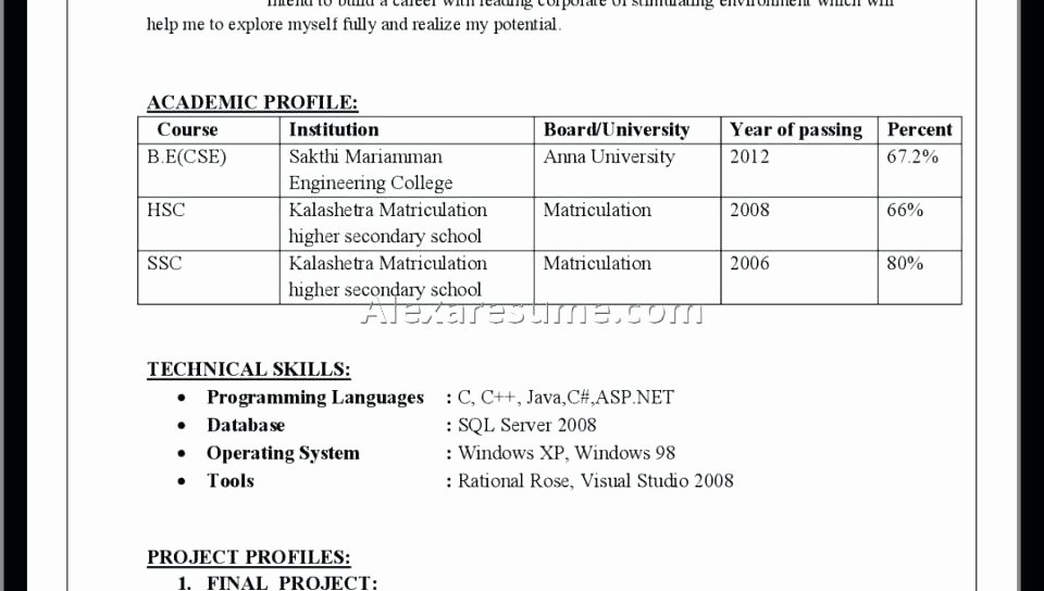 Formatting A Resume In Word – Bodamcamtay