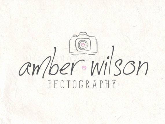 Fotografie Logo Design Fotografie Wasserzeichen Kamera Logo