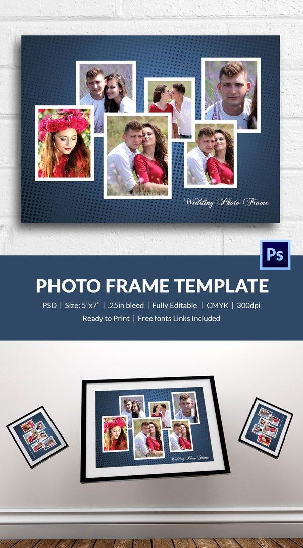 Frame Template 35 Free Printable Jpg Psd Esi