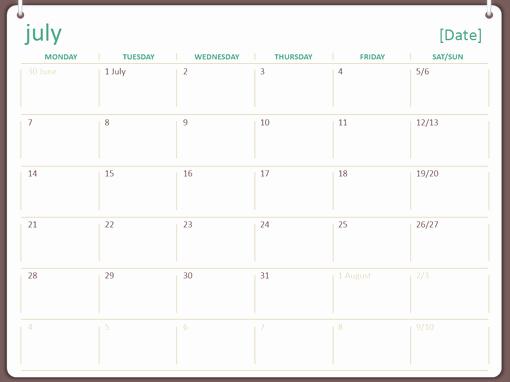 Free 2018 Calendar Template Takvim Kalender Hd