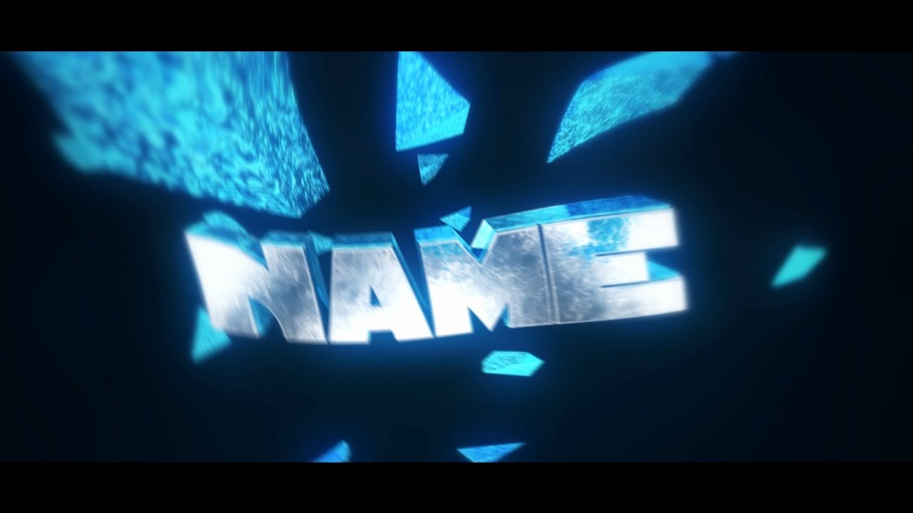 Free 3d Intro Template 332