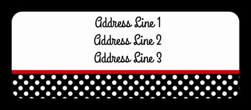 Free Address Label Templates Staruptalent