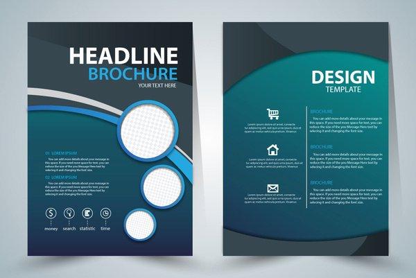 Free Adobe Illustrator Brochure Templates Csoforumfo