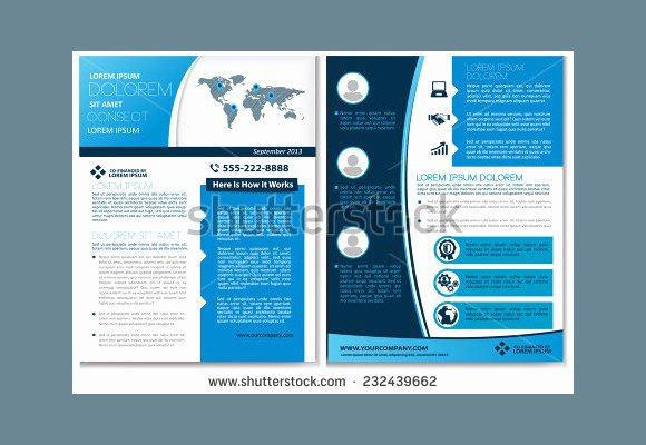 Free Adobe Indesign Flyer Templates islanddedal