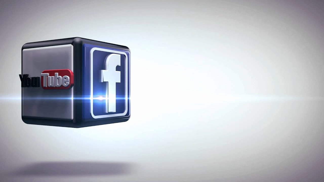 Free after Effects Template social Icons