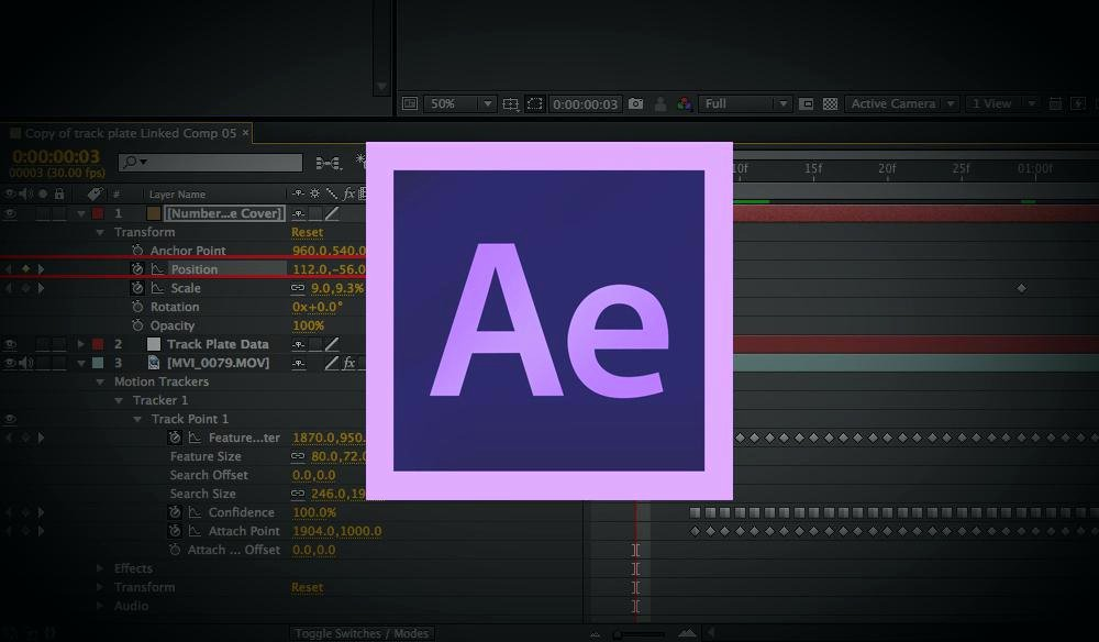 Free after Effects Templates Title and Logo Video Intro