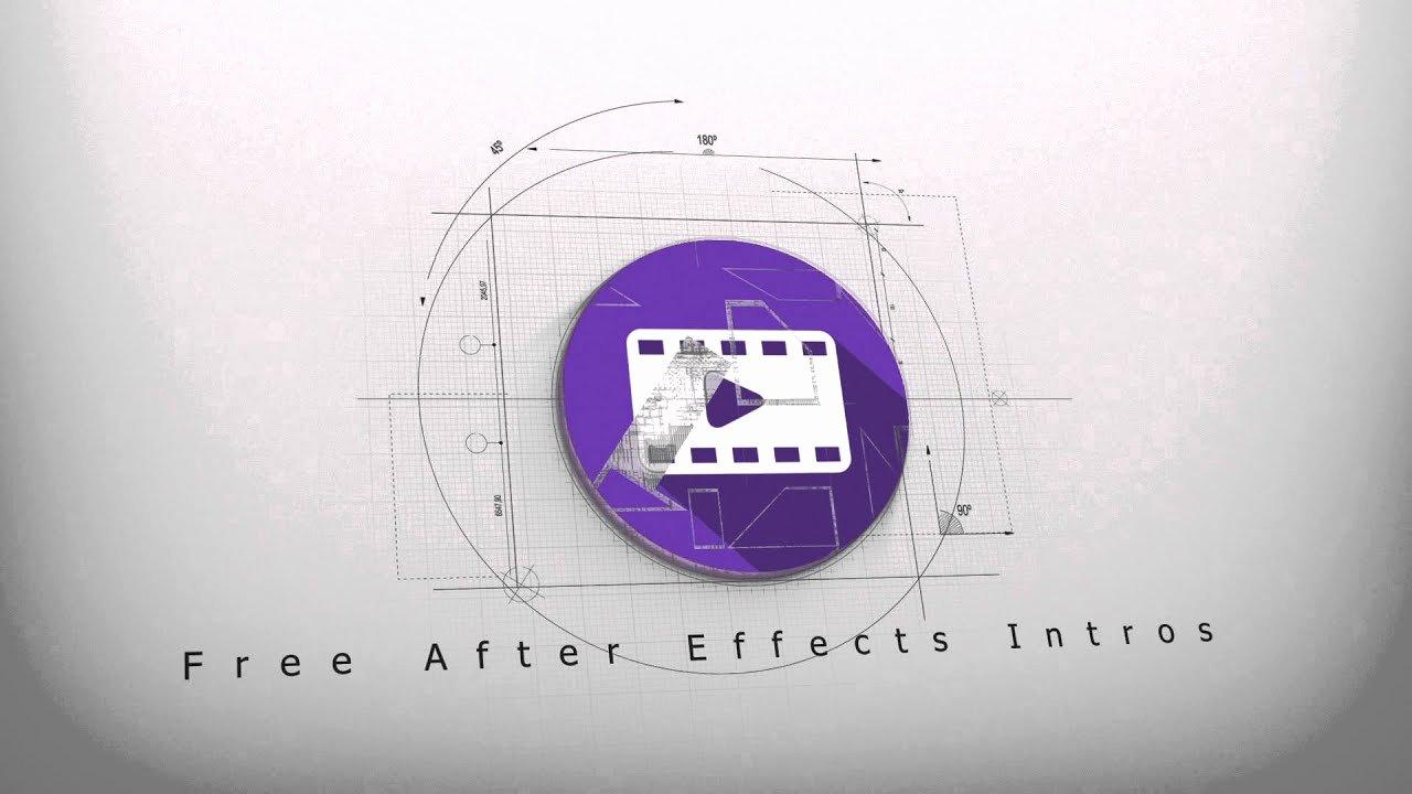 Free Architect Logo Reveal Intro 3