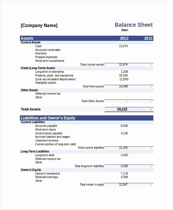 Free Bank Statement Templates 10 Balance Excel Word