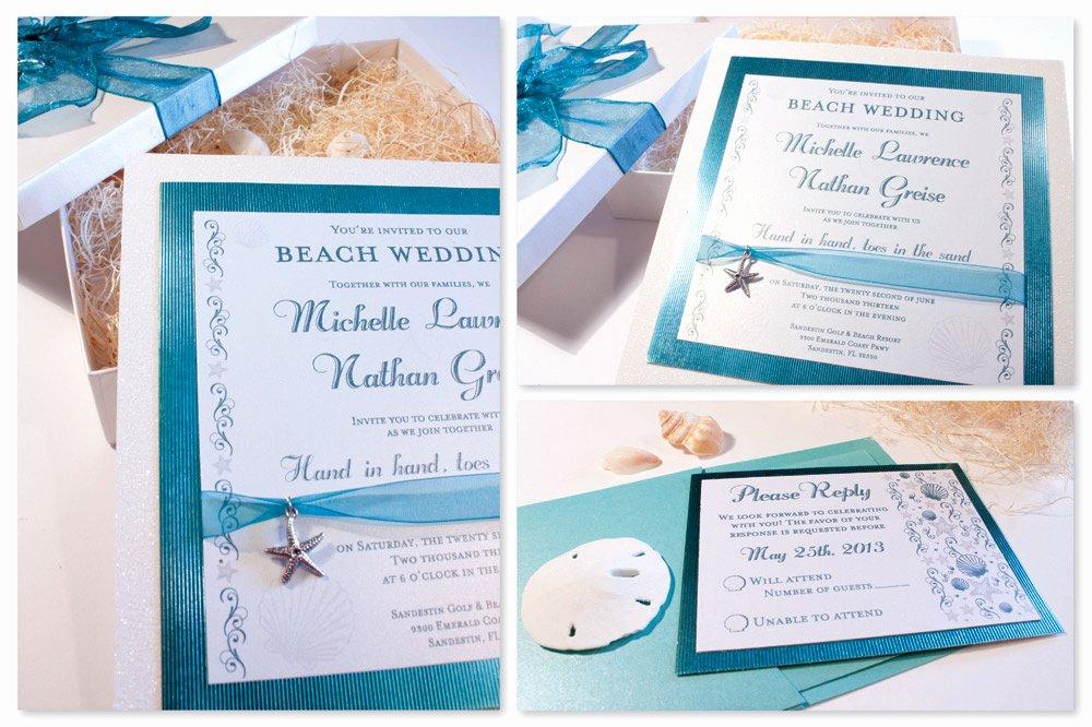 Free Beach Wedding Invitations Cheap Free Beach Wedding