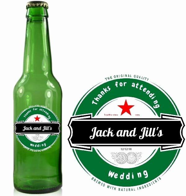 Free Beer Label Maker