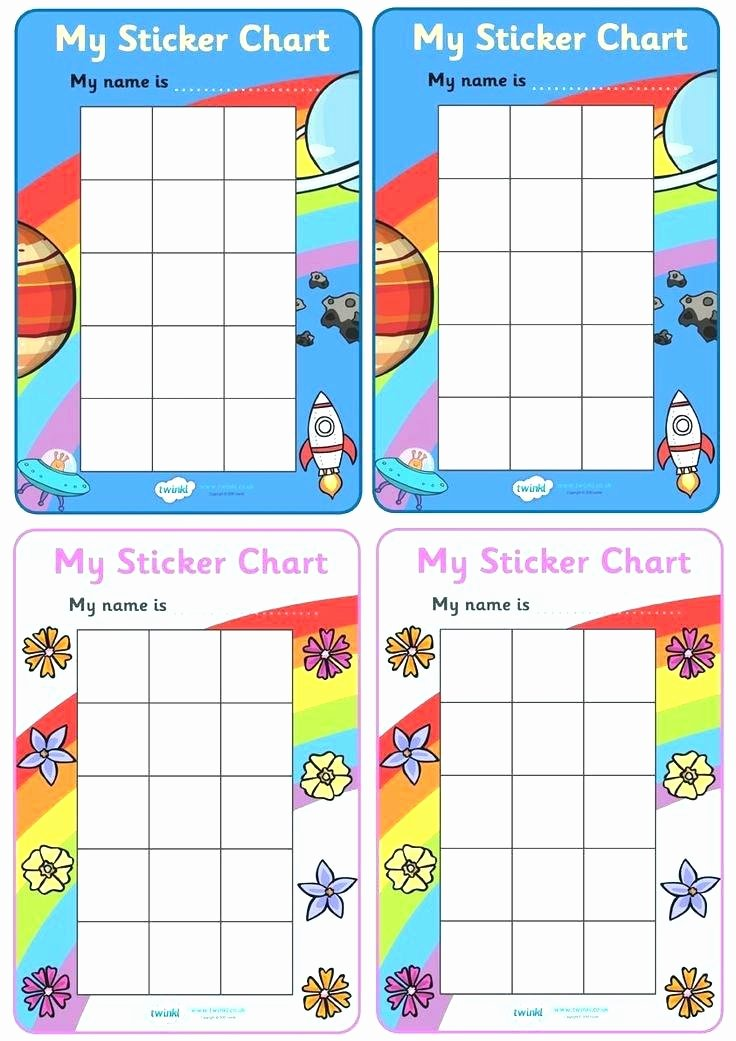 Free Behaviour Chart Templates toddler Reward Template