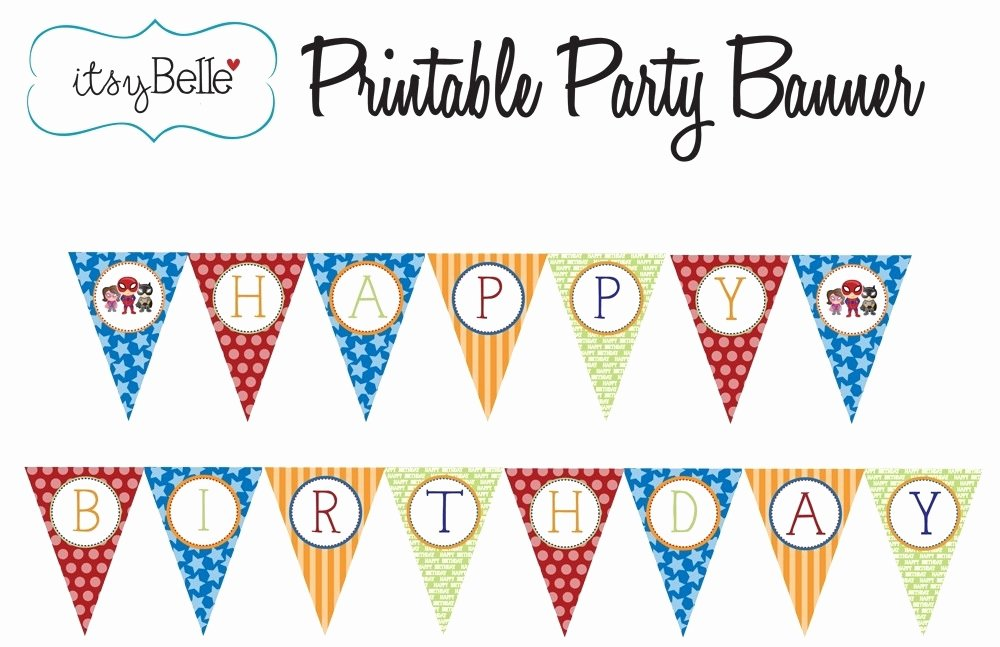 Free Birthday Banners Personalized with Photo Free