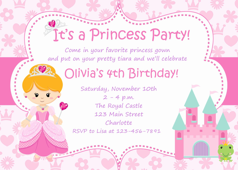 Free Birthday Invitations Templates Printable