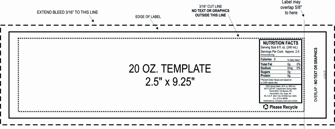 Free Birthday Water Bottle Label Template Template
