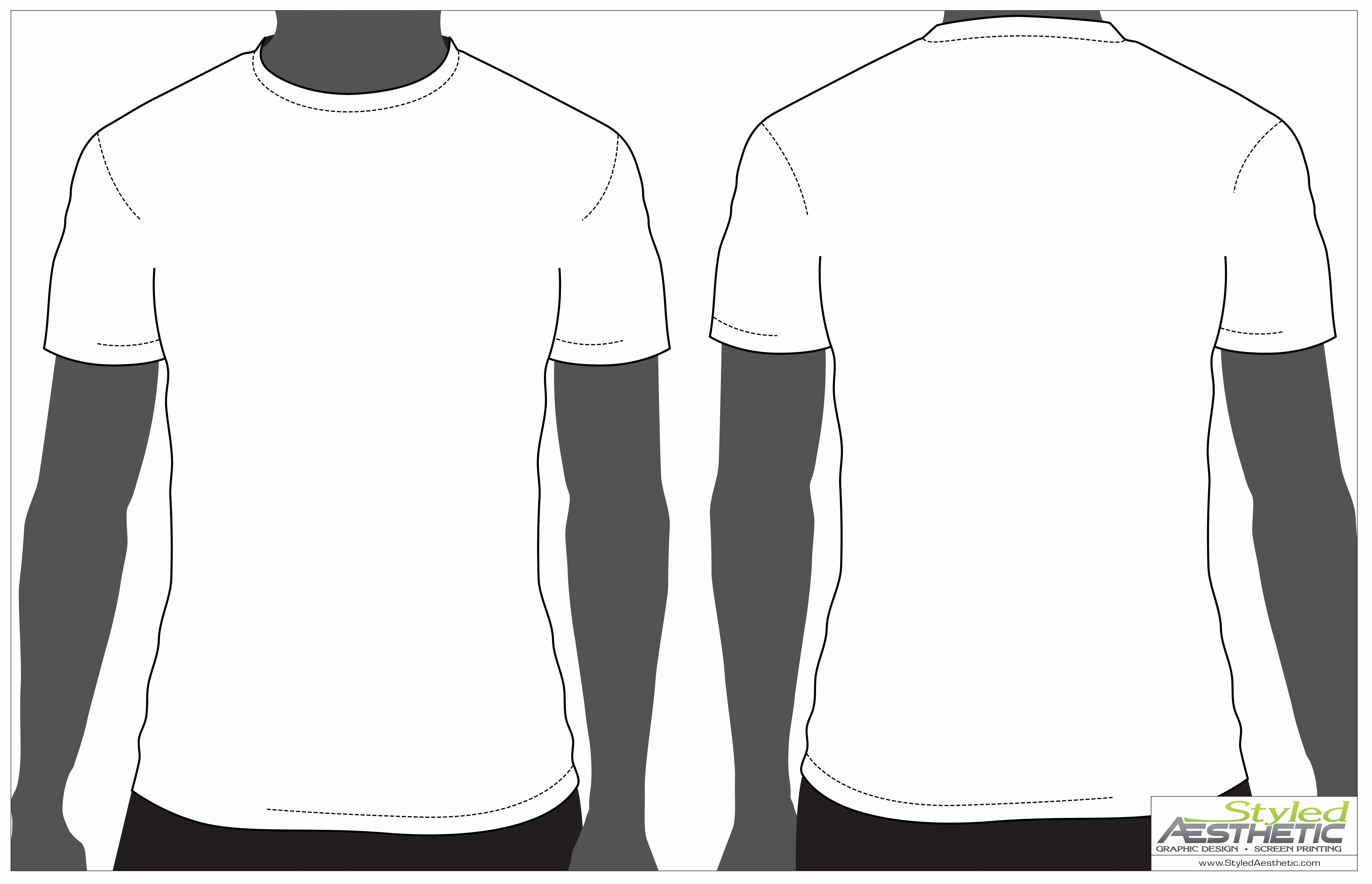 Free Blank T Shirt Outline Download Free Clip Art Free