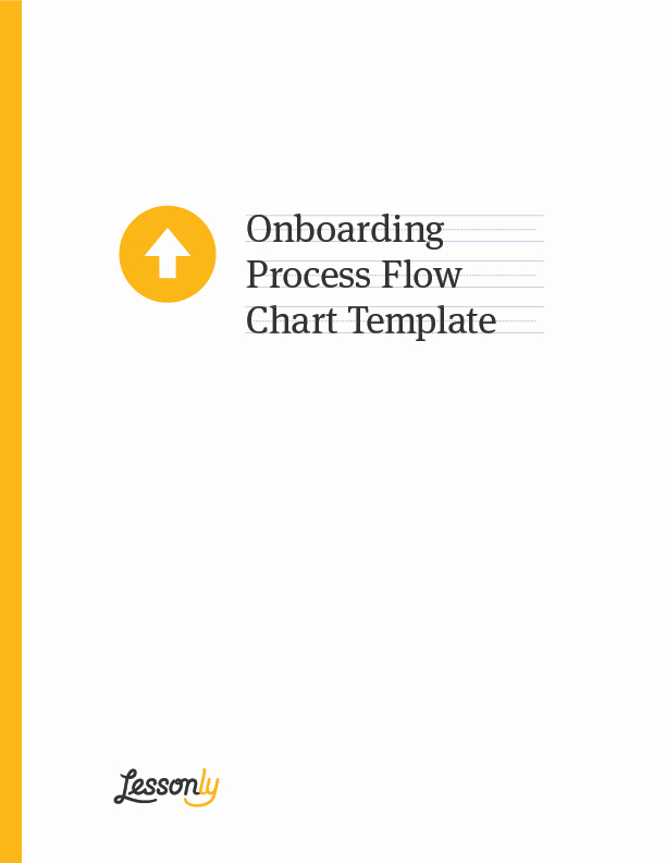 Free Boarding Process Flow Chart Template Lessonly