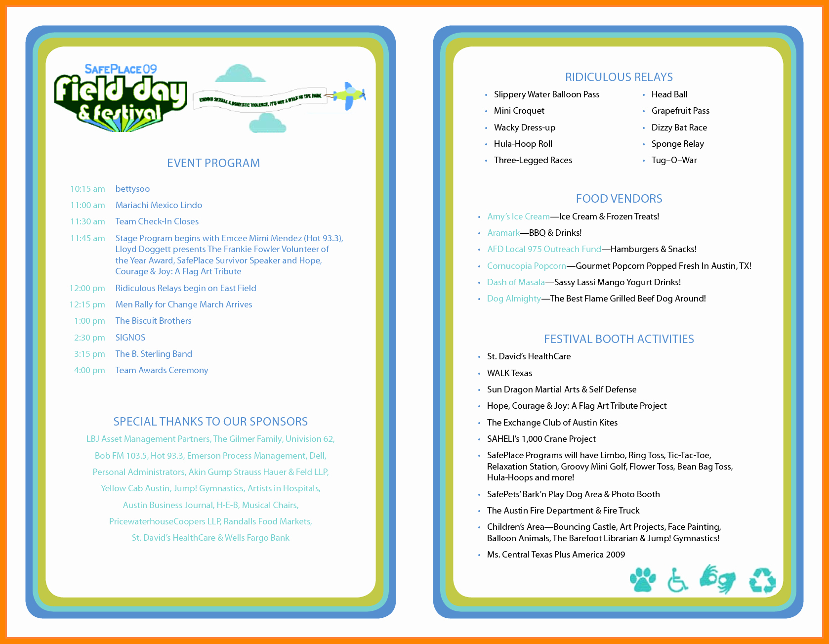 Free Booklet Template Bamboodownunder