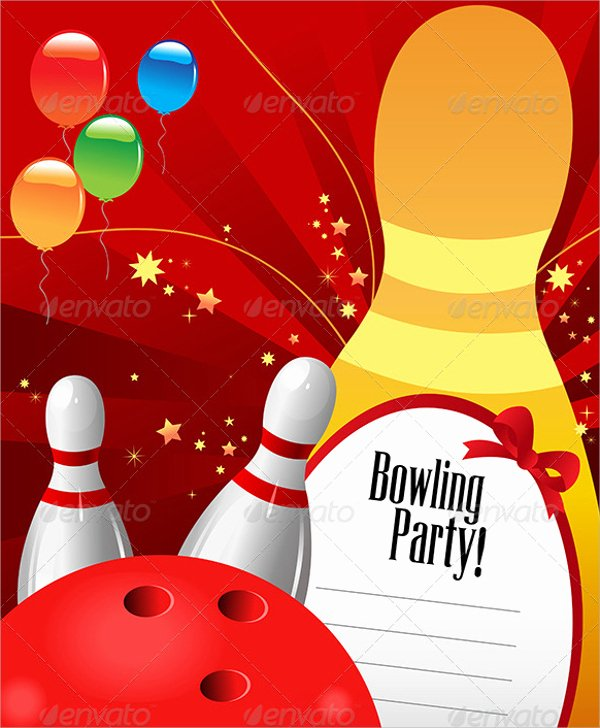 Free Bowling Flyer Template Yourweek A5f99aeca25e