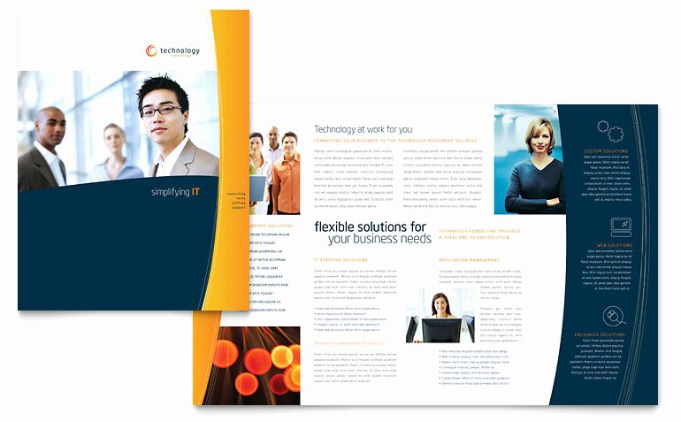 Free Brochure Template Download Word & Publisher Templates