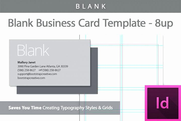 Free Business Card Template Indesign Cs Free Indesign