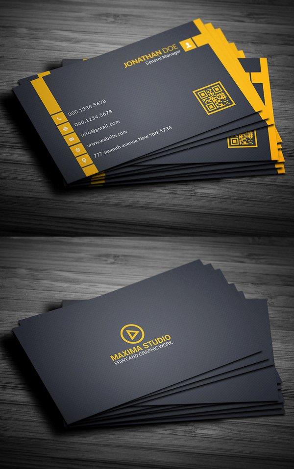 Free Business Card Templates Freebies